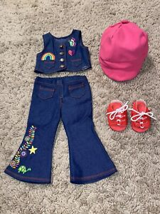 American Girl Julie's Pinball Outfit