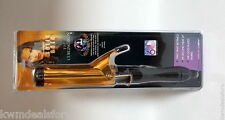 """Windmere Professional Solid Gold 1 1/2"""" Quick 60 Second Heat Up Curling Iron"""