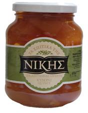 Greek Cypriot Nikis Quince Kydoni Spoon Sweet Glyko 470g (16.6oz)