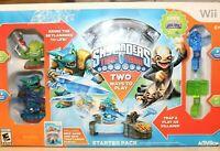Skylanders Trap Team Starter Pack - Wii