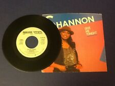 SHANNON~give me tonight /dub 45rpm MIRAGE 1984 all ORIGINAL~TOP COPY both Nm !!!
