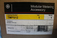 "New Ge Tmps12 Bussed Spacer Modular Metering 4"" 1200 Amp"