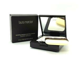 Laura Mercier Invisible Pressed Setting Powder ~ Invisible ~ .28 oz BNIB