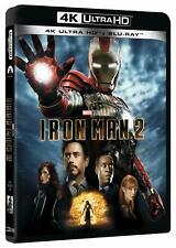 Iron Man 2 (blu-ray 4k Ultra HD Blu-ray) Marvel