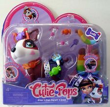 CUTIE-POPS - PUPS DRESS-UP - LOLLI & ACCESSORIES - 2012 - ONLY ONES!