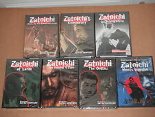 Zatoichi DVD Collection 7 Movies from AnimEigo NEW  R1