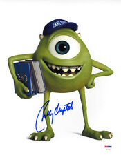 Billy Crystal SIGNED 11x14 Photo Mike Monsters University PSA/DNA AUTOGRAPHED