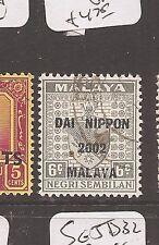 Malaya Jap Oc N Sembilan 6c DN SG J232 VFU(4dao)