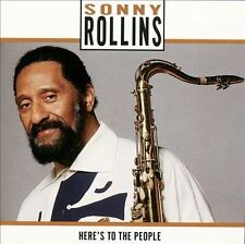 Sonny Rollins - Here's to the People - Milestone NEW