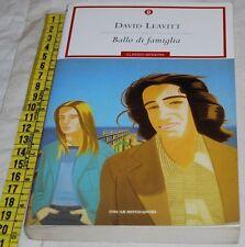 LEAVITT David - BALLO DI FAMIGLIA - Oscar Mondadori Moderni - libri usati