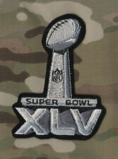 SUPER BOWL XLV DALLAS TX SUPERBOWL SB 45 JERSEY PATCH