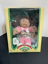 Vintage 1984 Cabbage Patch Doll In Box Crayon Coleco