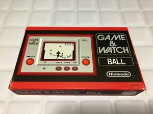 NINTENDO GAME & WATCH BALL Club Nintendo Limited GAME AND WATCH Free Ship