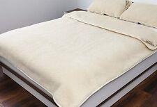 Exclusive Merino Wool Overblanket Wool Duvet Double Side Medium tog King Size