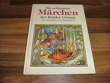 SCHÖNSTEN MÄRCHEN der BRÜDER GRIMM:  GRIMMS MÄRCHEN -- Illus. ROLF RETTICH