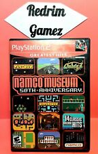 Namco Museum 50th Anniversary PS2 Video Games
