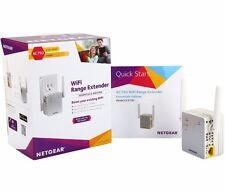 NETGEAR EX3700 AC750 Wireless Wi-Fi Dual-Band Range Extender ✔NEW✔