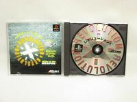 REVOLUTION X PS1 Playstation Japan Game p1