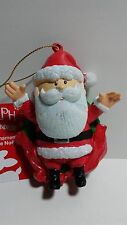 Kurt Adler Rudolph The Red Nosed Riendeer Santa Christmas Ornament Misfit