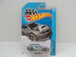2014 Hot Wheels Subaru WRX STI Treasure Hunt HW City 26/250 NEW VHTF!