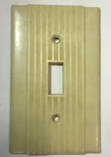 vintage switch cover switch plate