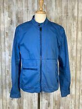 G Star Blue Jacket Overshirt Size 2XL Men's Cotton
