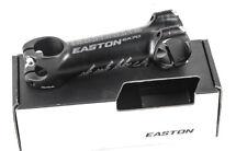 "EASTON EA70 Road Bike MTB Stem 1 1/8"" 31.8mm 120mm 6° Aluminum Black NEW"