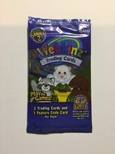 Webkinz Trading Cards Series 2 Trading Card Pack Factory Sealed New!