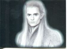 Lord Of The Rings Masterpieces I Silver Foil Chase Card #2 Legolas