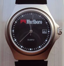 Vintage men's Marlboro Advertising Quartz Watch ' NIB '