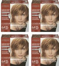 4 Boxes L'Oreal Couleur Experte Express Hair Color 6.4 Ginger Twist Red