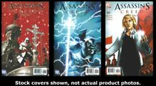 Assassin's Creed: The Fall 1 2 3 WildStorm 2010 Complete Set Run Lot 1-3 VF/NM