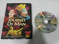 CIRQUE DU SOLEIL JOURNEY OF MAN DVD CASTELLANO + EXTRAS 2000 SONY