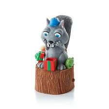 Hallmark Magic Ornament 2013 Nuttin' for Christmas - #QXG1715-SDB