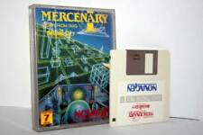Mercenary 1 Escape from Targ and the Second City Compendium 100% AMIGA FR1 57394