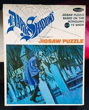 DARK SHADOWS 1969 LARGE PUZZLE BOXED BARNABAS COLLINS