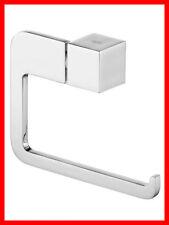 Bisk Futura Silver 02990 Toilet Roll Holder Chrome - Bathroom