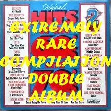 Varios Artistas: Original de éxitos de los años 60 y años 70, 33 Rpm Doble Vinilo Álbum