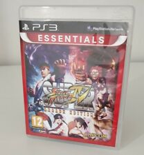 PS3 SUPER STREET FIGHTER IV 4  ARCADE EDITION VERSIONE ITALIANAPLAY 3