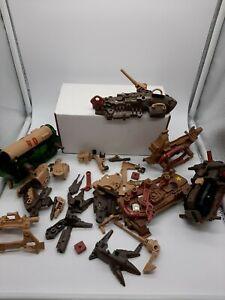Tomy Zoids Lot  Parts vintage ?