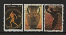 GUYANA 1987 SUMMER OLYMPIC GAMES *FINE USED/CTO*