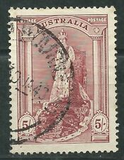 Australie Scott #177 Utilisé