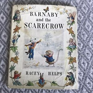 1957 Barnaby & The Scarecrow - Racey Helps (Collins)