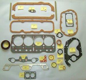 Dichtsatz Motor, Motordichtsatz OHV 1.2 N/S Opel Ascona, Manta, Kadett, Corsa