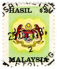 (I.B) Malaysia Revenue : General Duty $2 (small format)