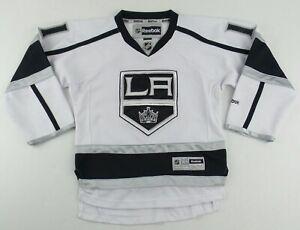 Authentic Reebok NHL Los Angeles Kings Anze Kopitar Hockey Jersey Size Youth S/M
