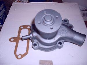 FITS case-ih international 284 TRACTOR WATER PUMP W/ Mazda gas engine 1014309c93
