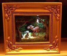 Disney Parks Robert Olszewski Bambi with Thumper Gallery Of Light NIB