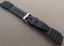 New Timex T75961 Classic 80 Black Water Resistant Sport 18mm Watch Band Digital