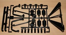 Tamiya 58423 Super Clod Buster Metal Plateado piezas especiales, 0004874/10004874 F